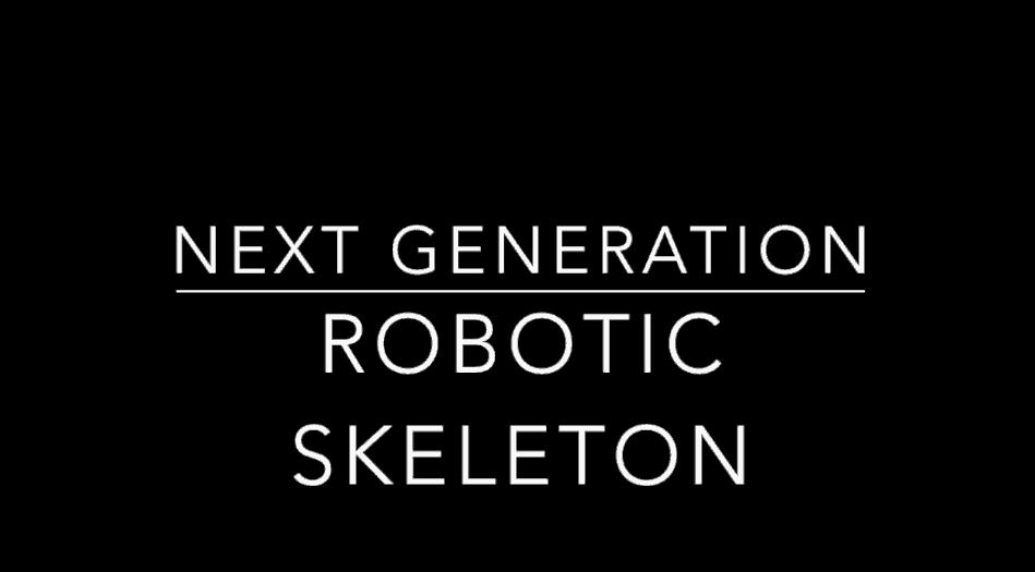 Robotic Skeleton Update