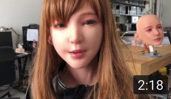 DS Doll Robotics Video Update 13.06.18