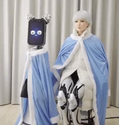 Robotic Girlfriends