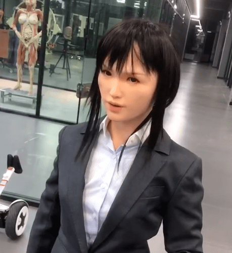 Robot Update Video January 2019