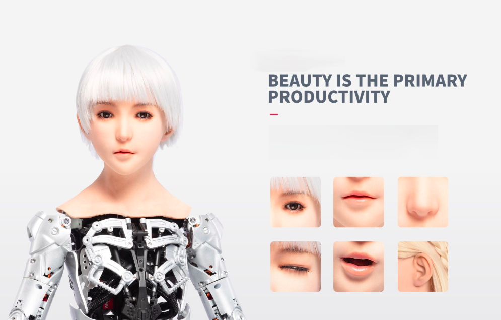 Beauty is the Primary Productivity